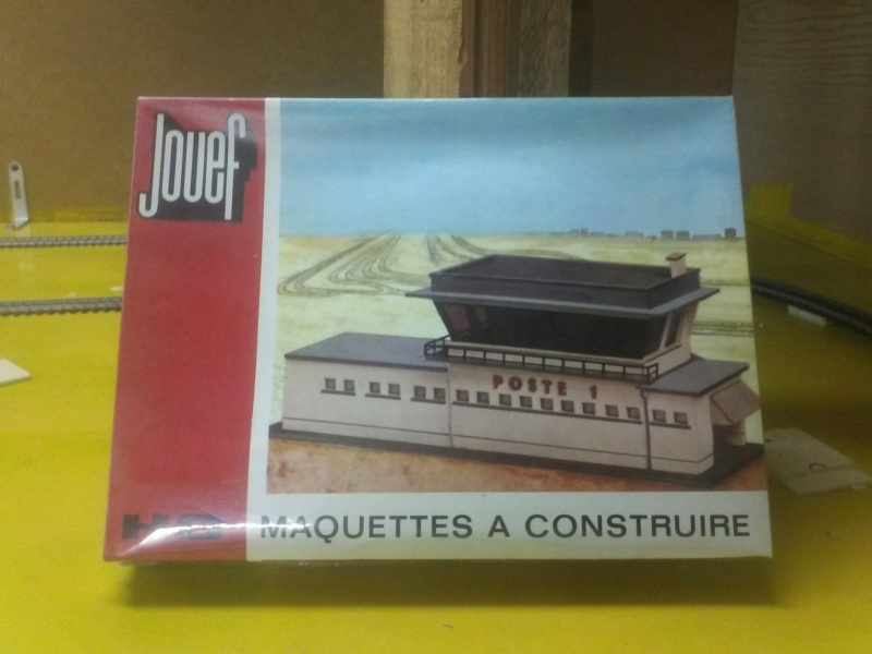 Mes maquettes JOUEF et autres.... Poste112