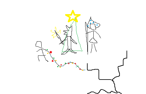 Рождественско-новогодний Мордобой Hfcgjk10