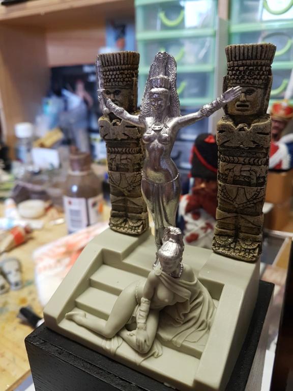"""Bauberichte """"Azteken, Maya und Co..."""" 20200817"""