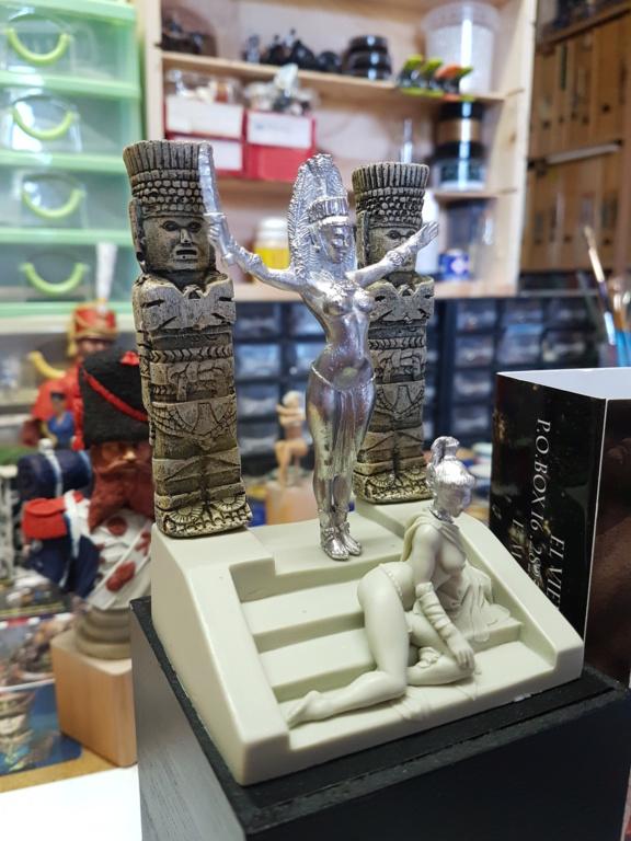 """Bauberichte """"Azteken, Maya und Co..."""" 20200821"""