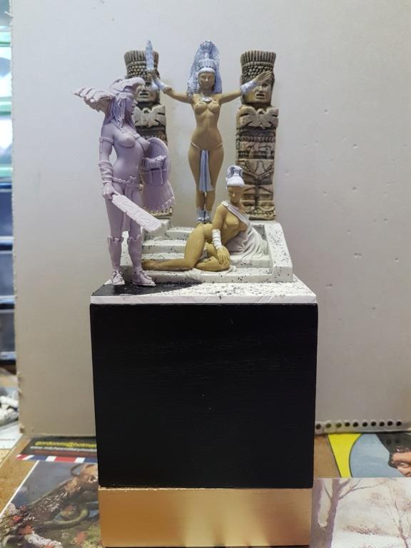 """Bauberichte """"Azteken, Maya und Co..."""" 20200829"""