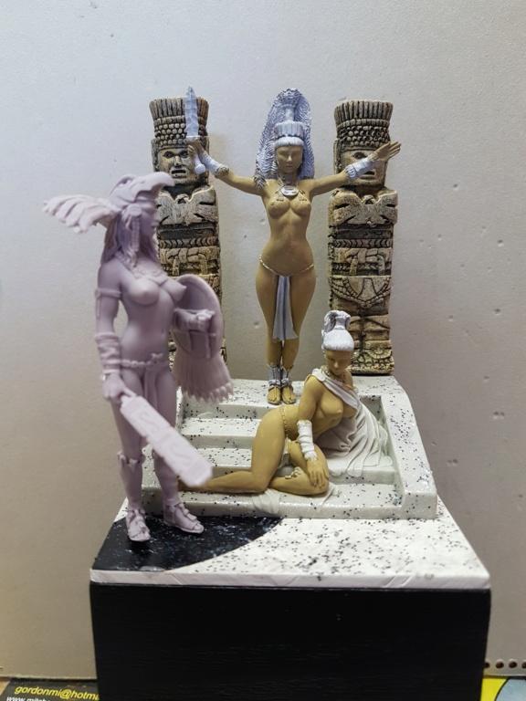 """Bauberichte """"Azteken, Maya und Co..."""" 20200830"""