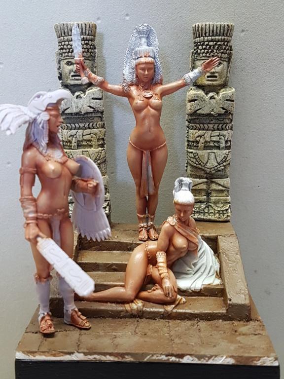 """Bauberichte """"Azteken, Maya und Co..."""" 20200833"""