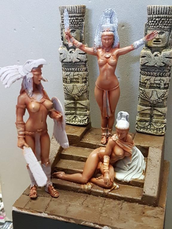 """Bauberichte """"Azteken, Maya und Co..."""" 20200836"""
