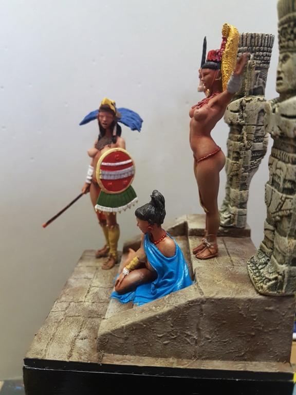 """Bauberichte """"Azteken, Maya und Co..."""" 20200839"""