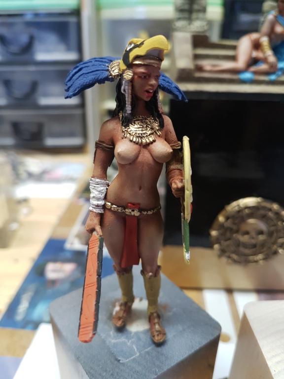 """Bauberichte """"Azteken, Maya und Co..."""" 20200848"""