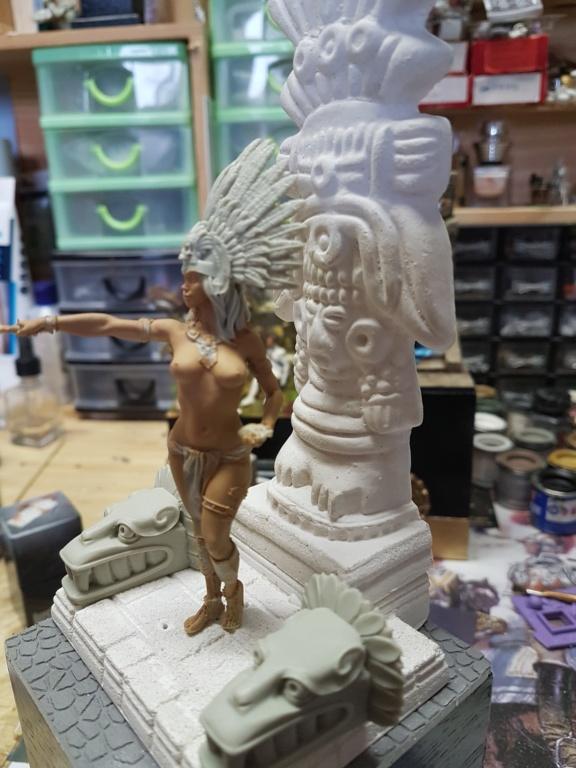 """Bauberichte """"Azteken, Maya und Co..."""" - Seite 2 20211100"""