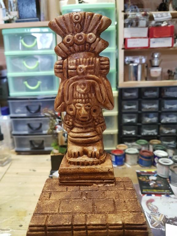 """Bauberichte """"Azteken, Maya und Co..."""" - Seite 2 20211104"""