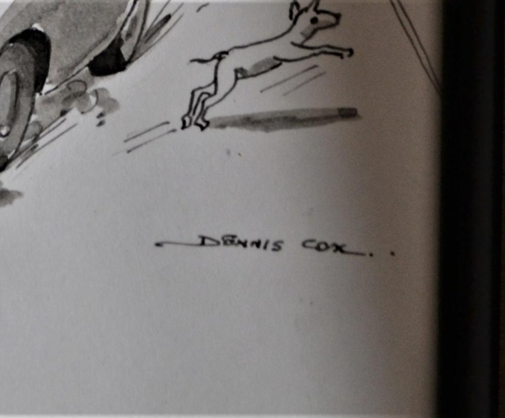 Dennis Cox - Is anyone familiar? Dennis10