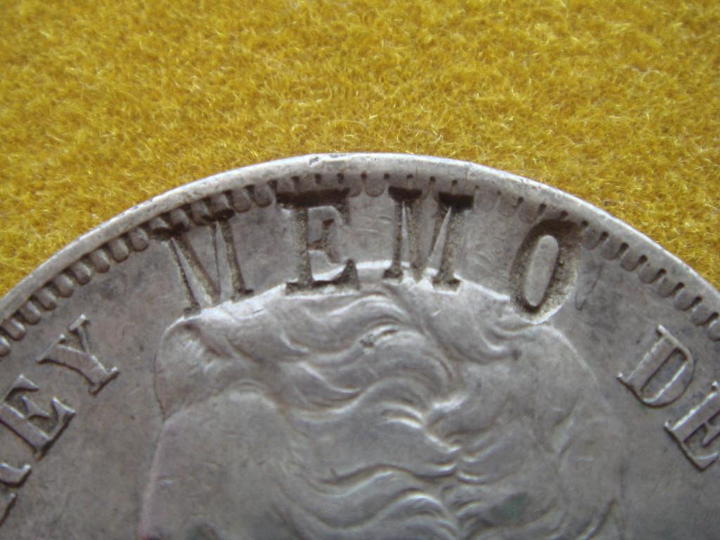 ¿Se conoce el origen físico de los duros MEMO de Amadeo I?... Dsc00431