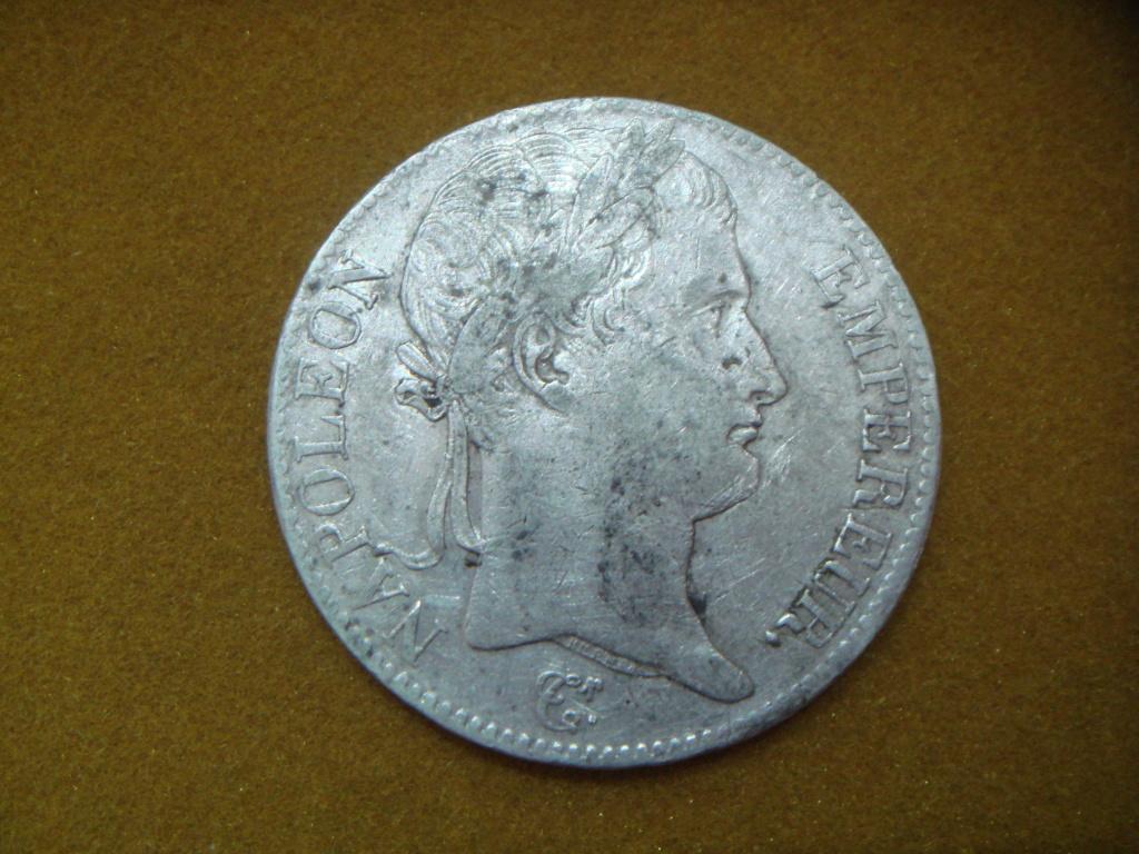 5 francs Paris 1815 Napoleón (Cent-Jours) Dsc00520