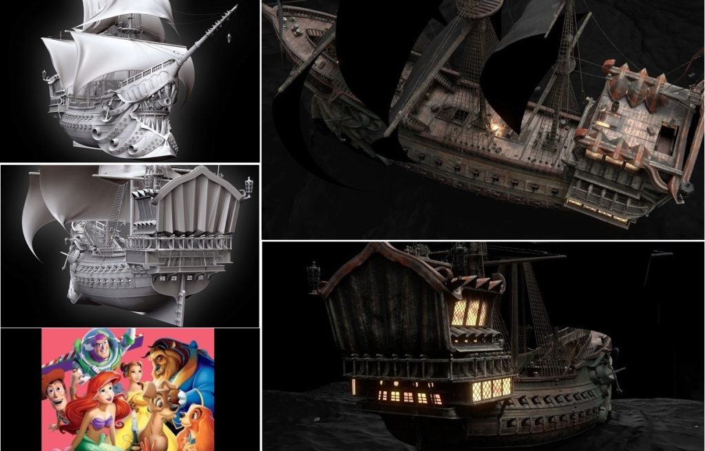 """""""Mondo 3D"""" - Pagina 4 Ship_b11"""
