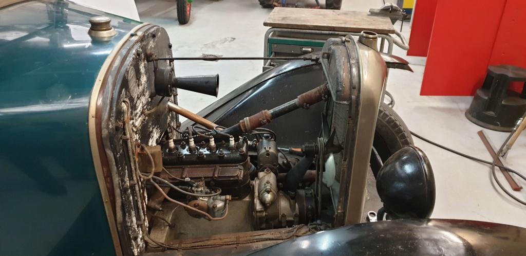 Cabriolet 5 hp Thomassen. 20190218