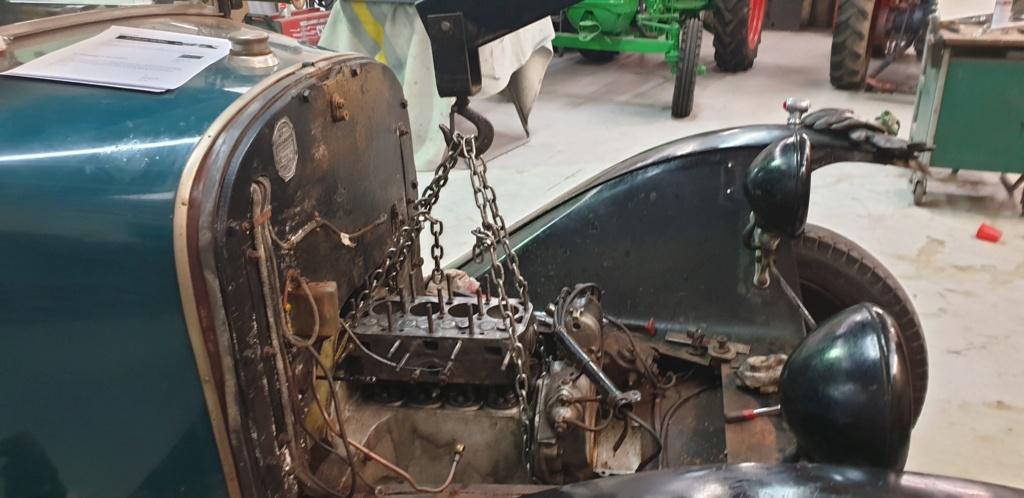 Cabriolet 5 hp Thomassen. 20190225