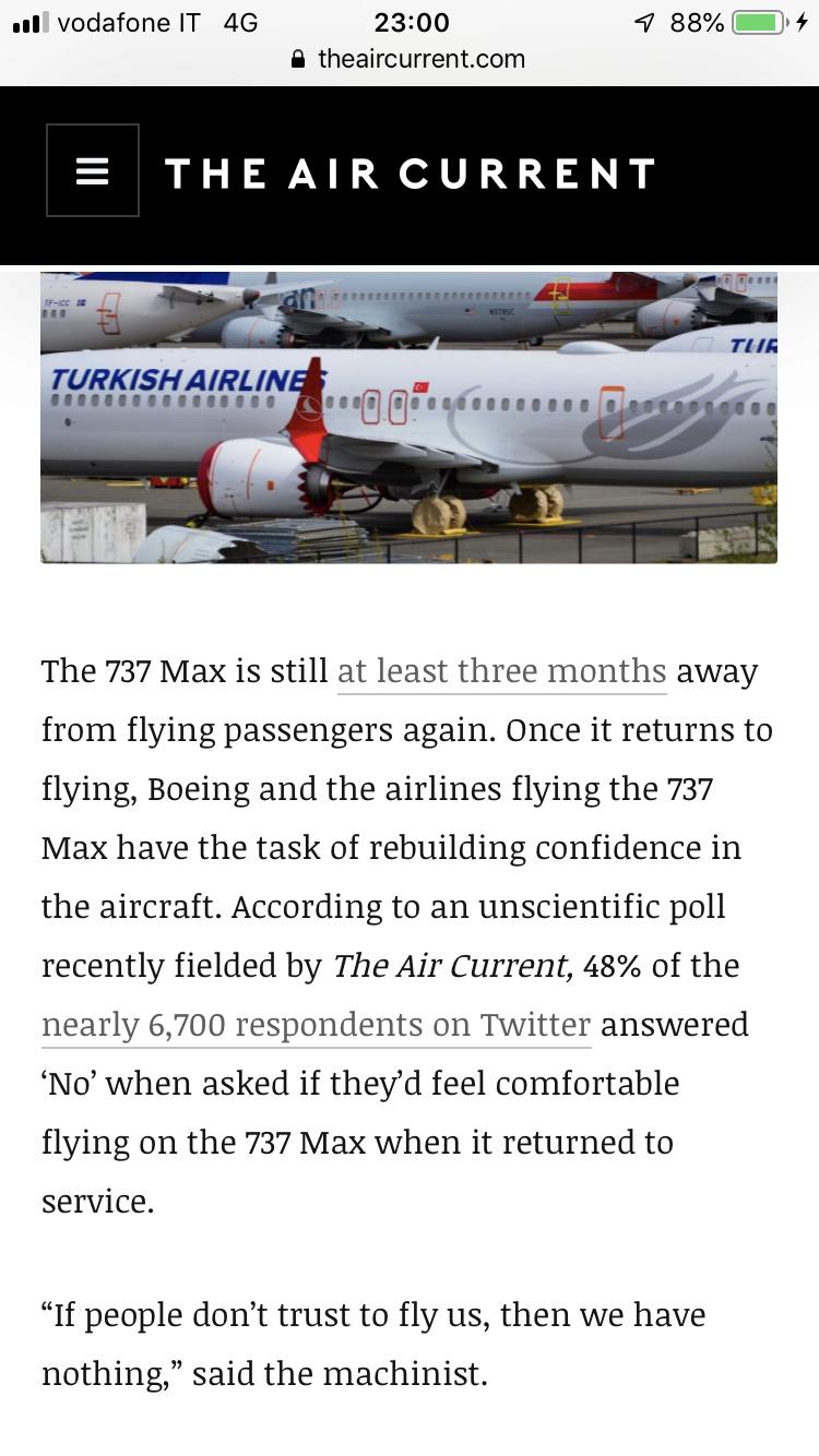 Inchiesta sull'incidente al 737 MAX Ethiopian - Pagina 2 00fbcb10