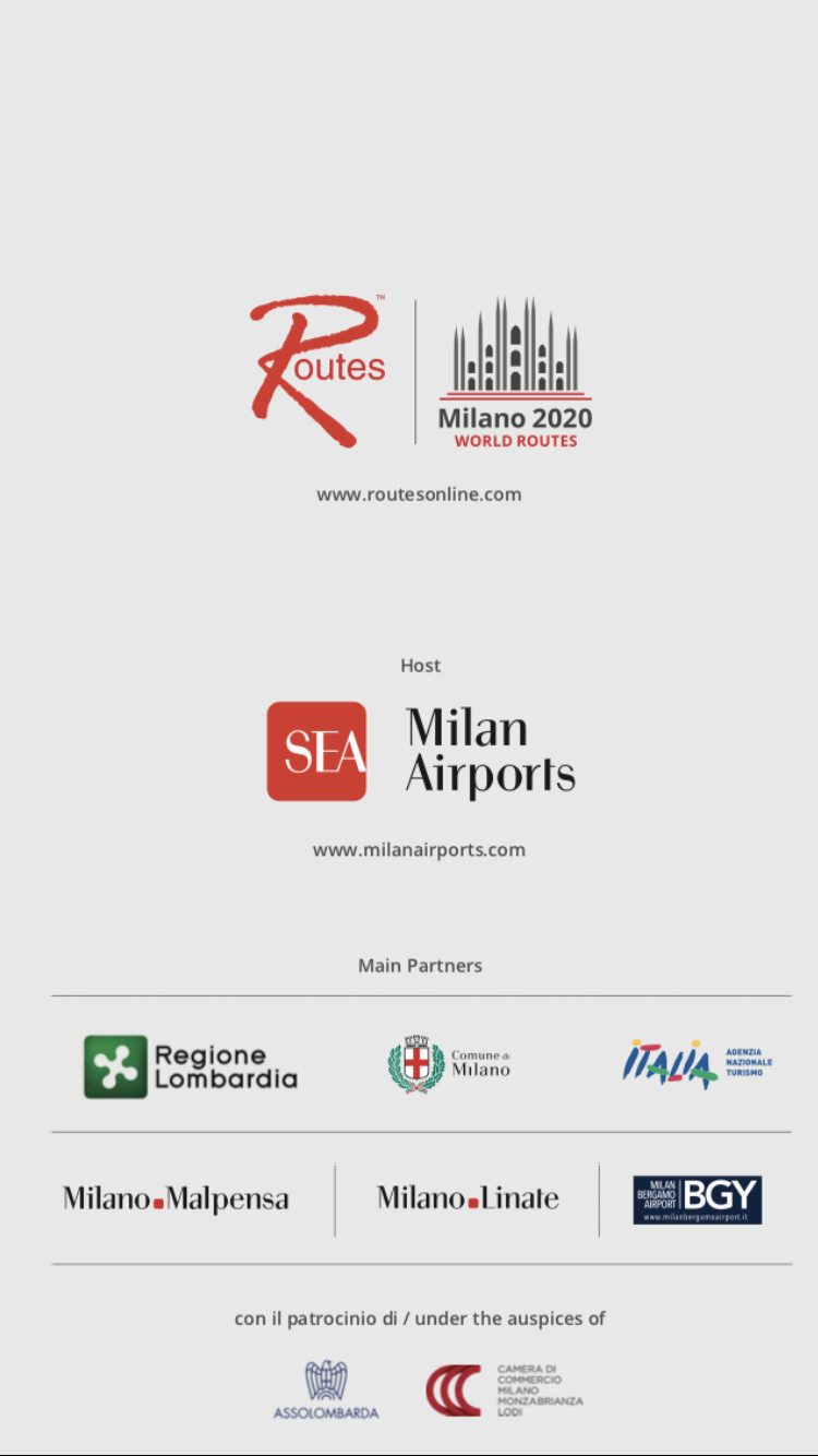 Milano World Routes 2020 12351c10