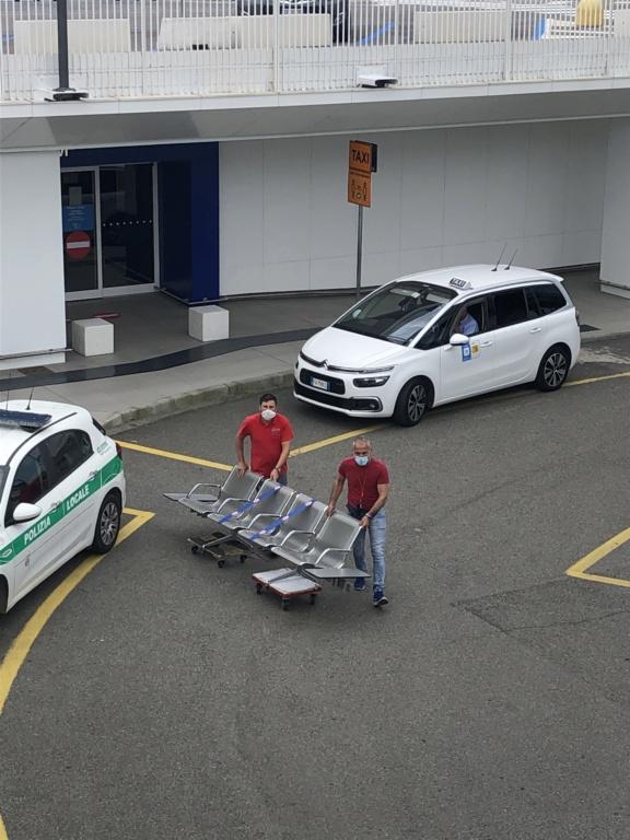 Linate: i lavori e la riapertura - Pagina 2 13dc4e10