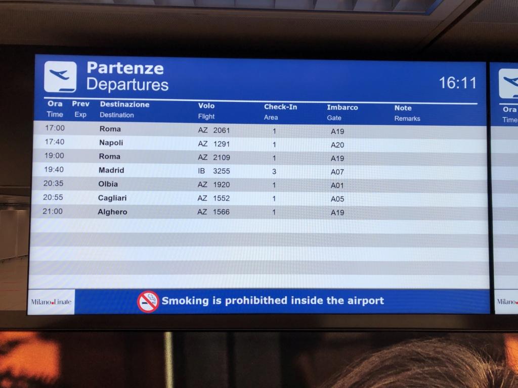 News Linate e lavori in corso. - Pagina 4 16e21d10