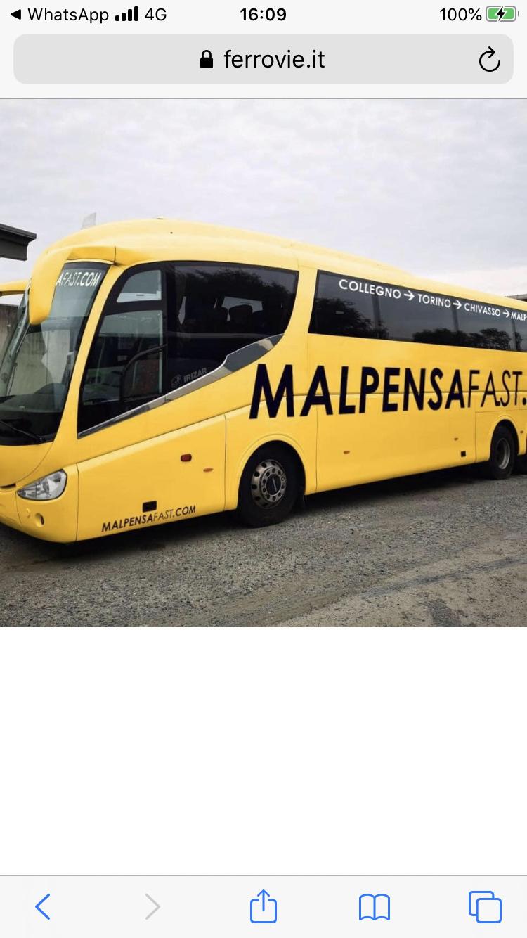 Nuova linea bus da Torino 17523710