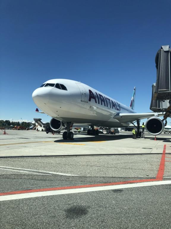 Inaugurazione Milano-Toronto Airitaly 1c5cb510