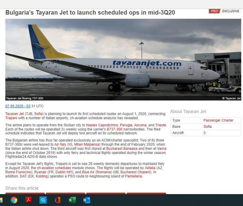 WL Airitaly/Tayaranjet 2020 - Pagina 2 1e200a10