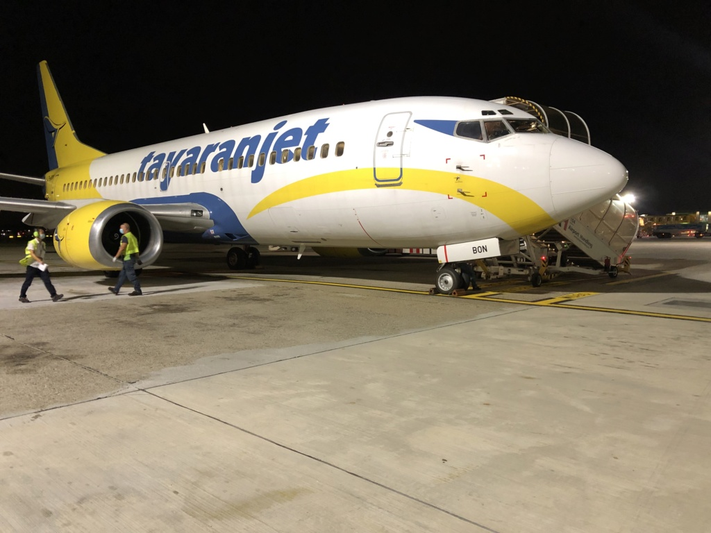Tayaranjet: nuovi voli nazionali e internazionali - Pagina 3 1ea53610
