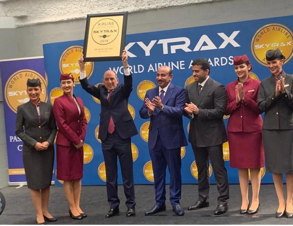 Qatar Airways best in the world  22f7dd10