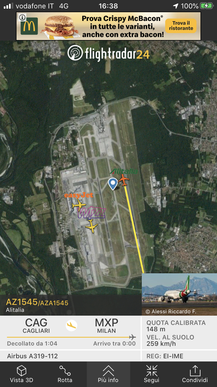 Alitalia: prende forma la Newco - Pagina 2 29f62910