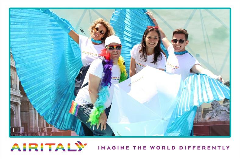 Airitaly sponsor Toronto Pride  2db5cd10
