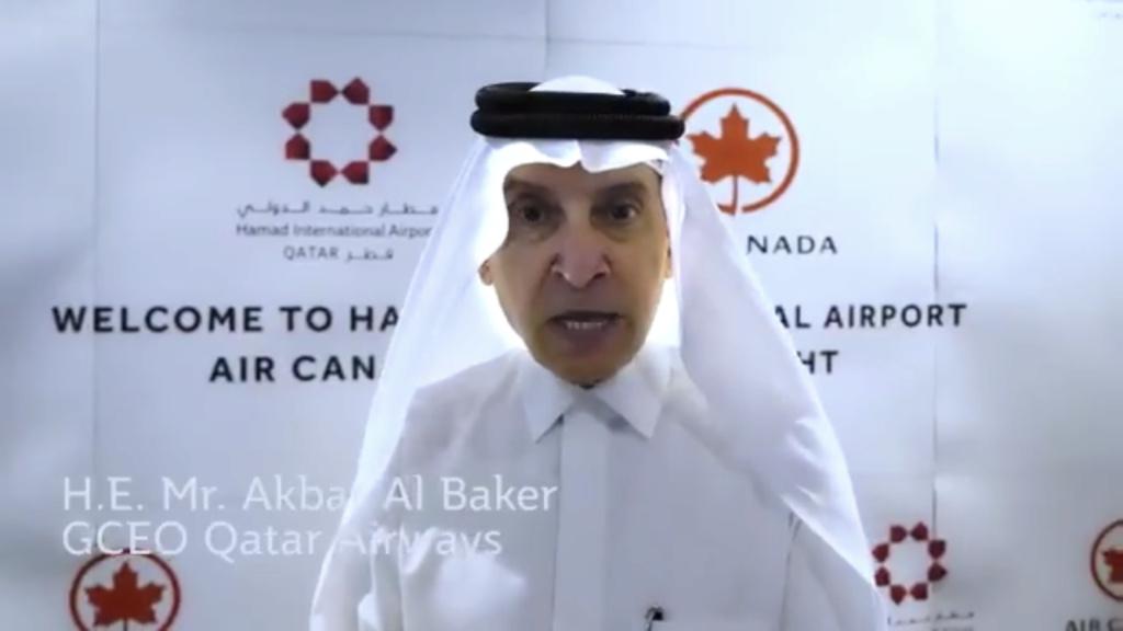Air Canada inaugura il volo su Doha con Qatar Airways  3023e510