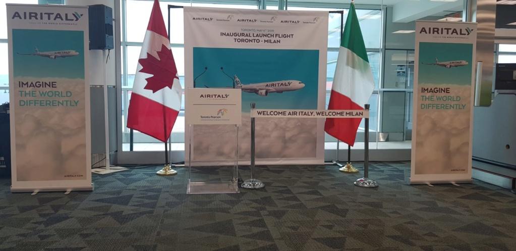 Inaugurazione Milano-Toronto Airitaly - Pagina 2 32de9210