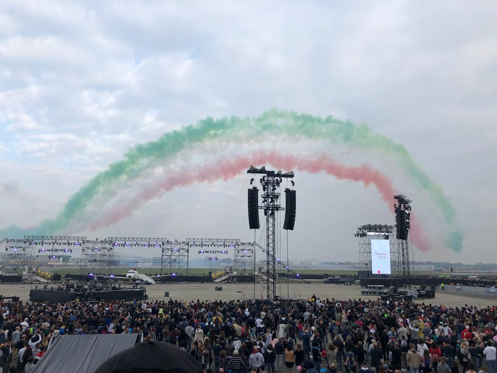12/13 Ottobre Linate Air Show e rock  332c4a10