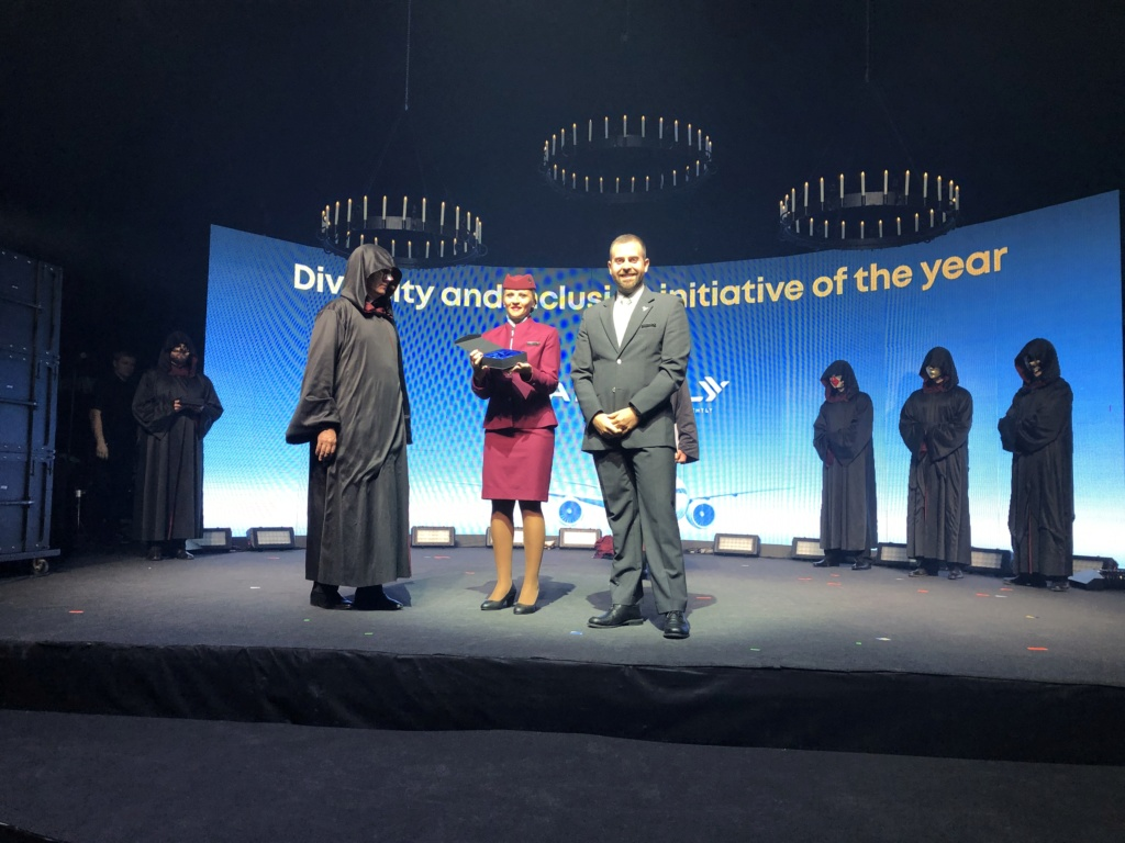 Airitaly riceve due Award a Vilnius  350df110