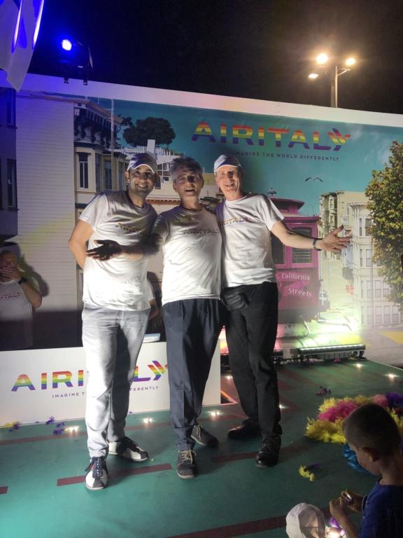 Airitaly sponsor del Milano Pride 3537b510