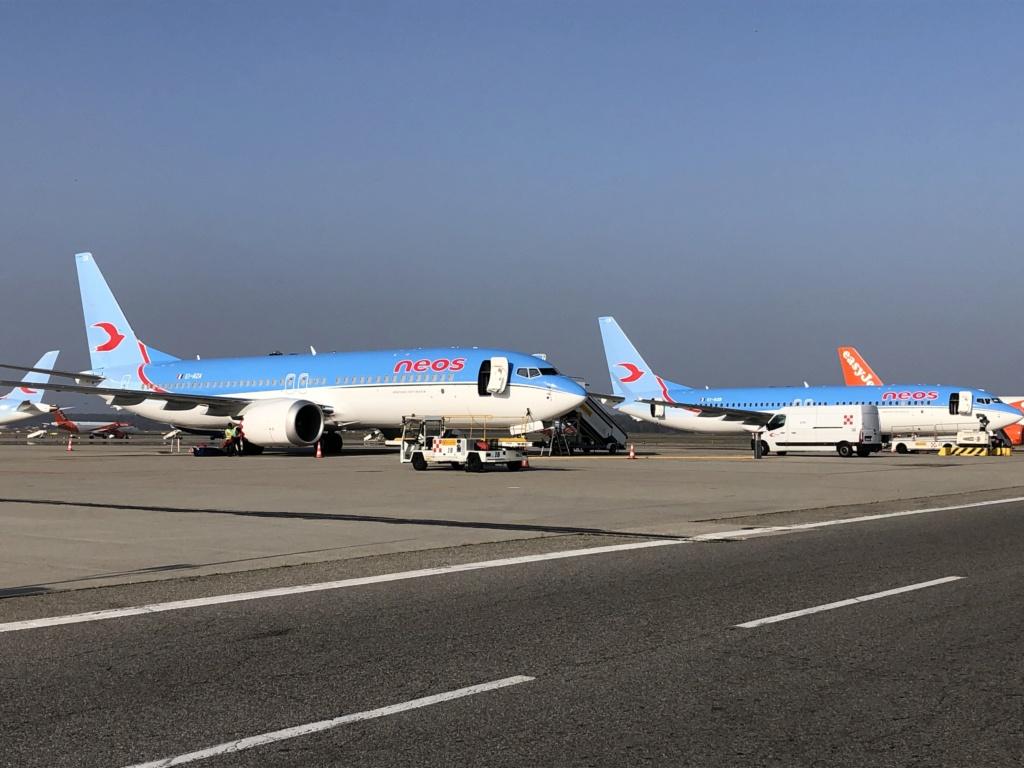 Neos: voli per gli USA e 737MAX nuovi 37e87410