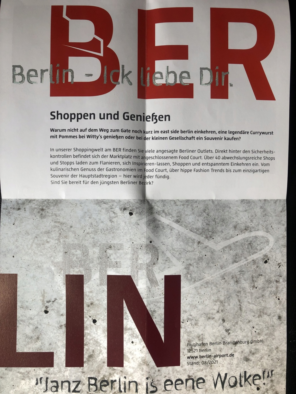 BER aprirà il 31/10/2020  3e2c7010