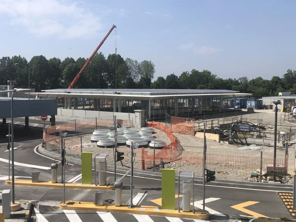 Linate: i lavori e la riapertura 3ebe7e10