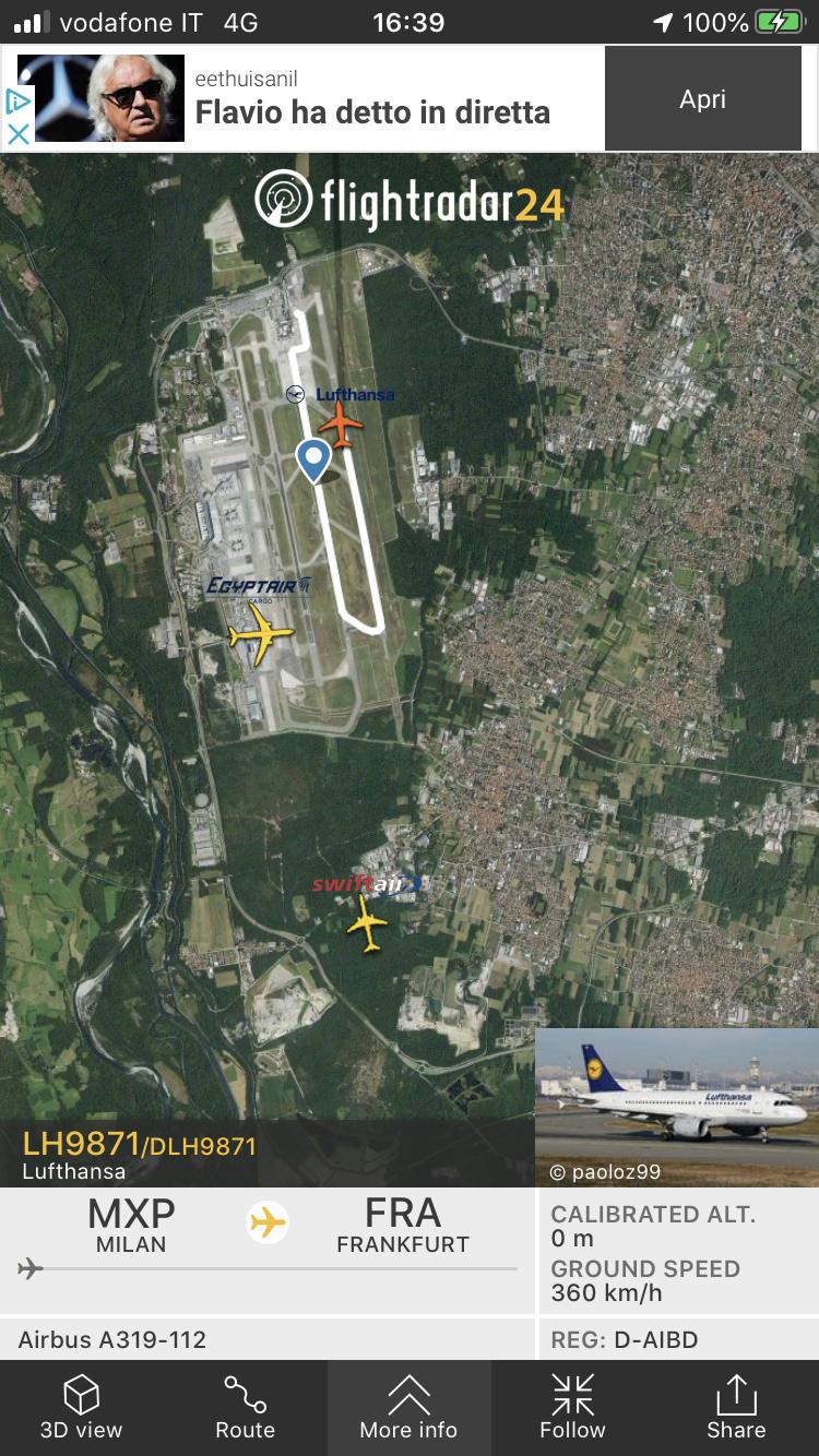 Coronavirus - impatti sull'aviazione in Italia e nel mondo - Pagina 5 3ed4c710