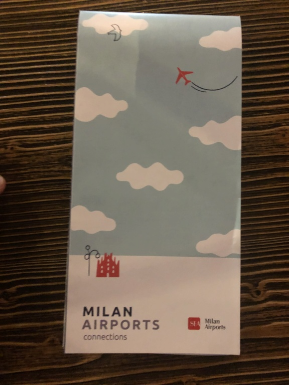 Nuovo flyer Milan Airports  4e4e2210