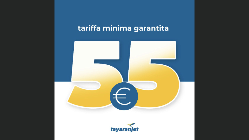 Tayaranjet: nuovi voli nazionali e internazionali 4eeb6410