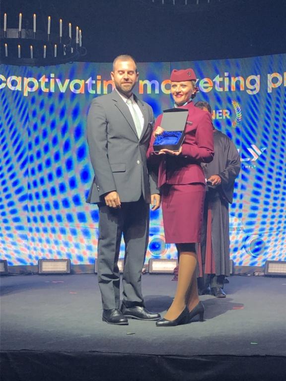 Airitaly riceve due Award a Vilnius  52126410