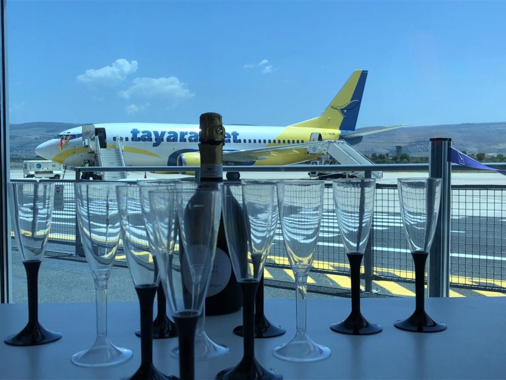 Tayaranjet 1 Agosto al via i primi voli nazionali  - Pagina 2 52934a10
