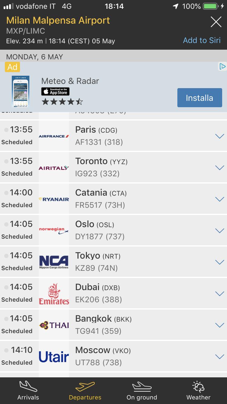 Inaugurazione Milano-Toronto Airitaly 59faf410