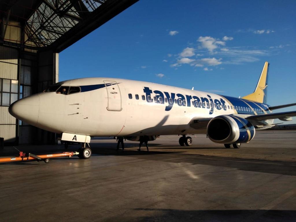 WL Airitaly/Tayaranjet 2020 603c1610