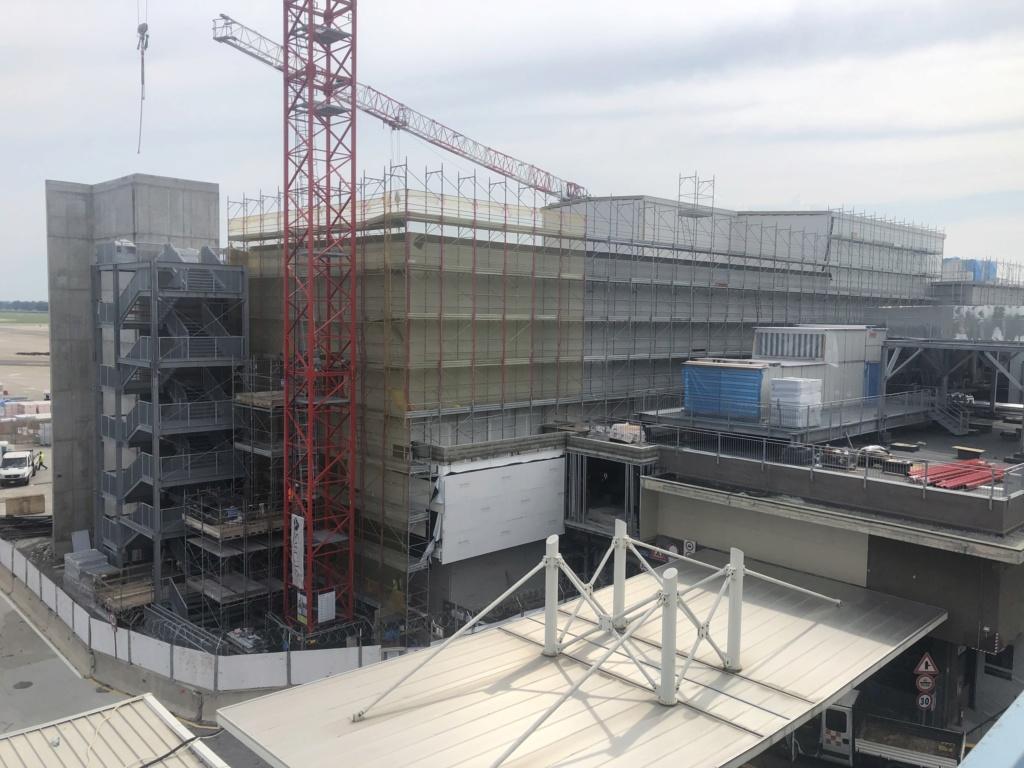 Linate: i lavori e la riapertura 61456910