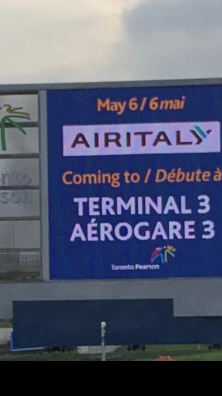 Inaugurazione Milano-Toronto Airitaly 6392ec10