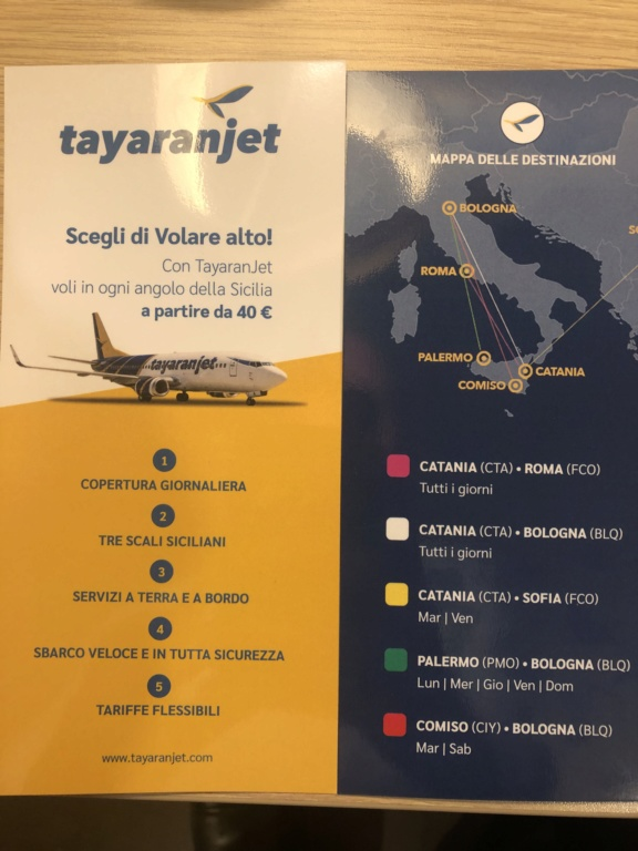 Tayaranjet al via i primi voli nazionali  66010910