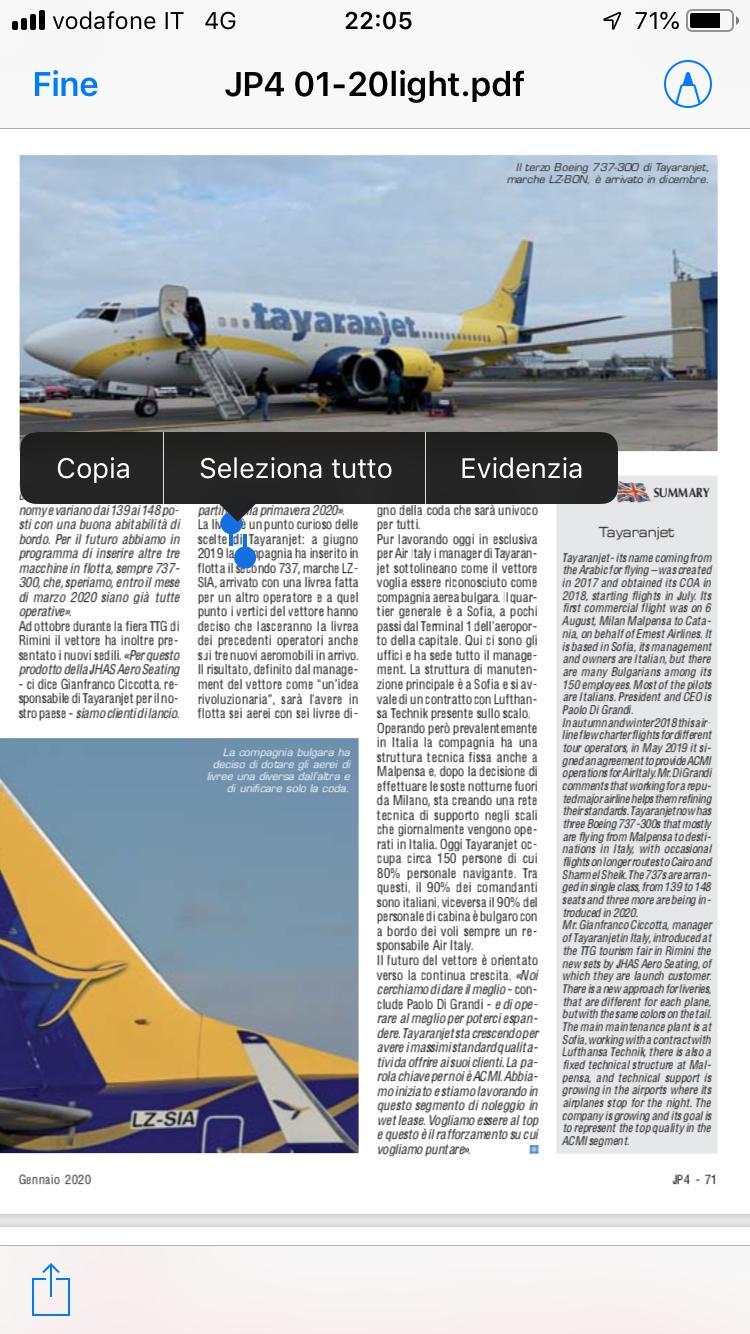 WL Airitaly/Tayaranjet 2019 - Pagina 5 68708210