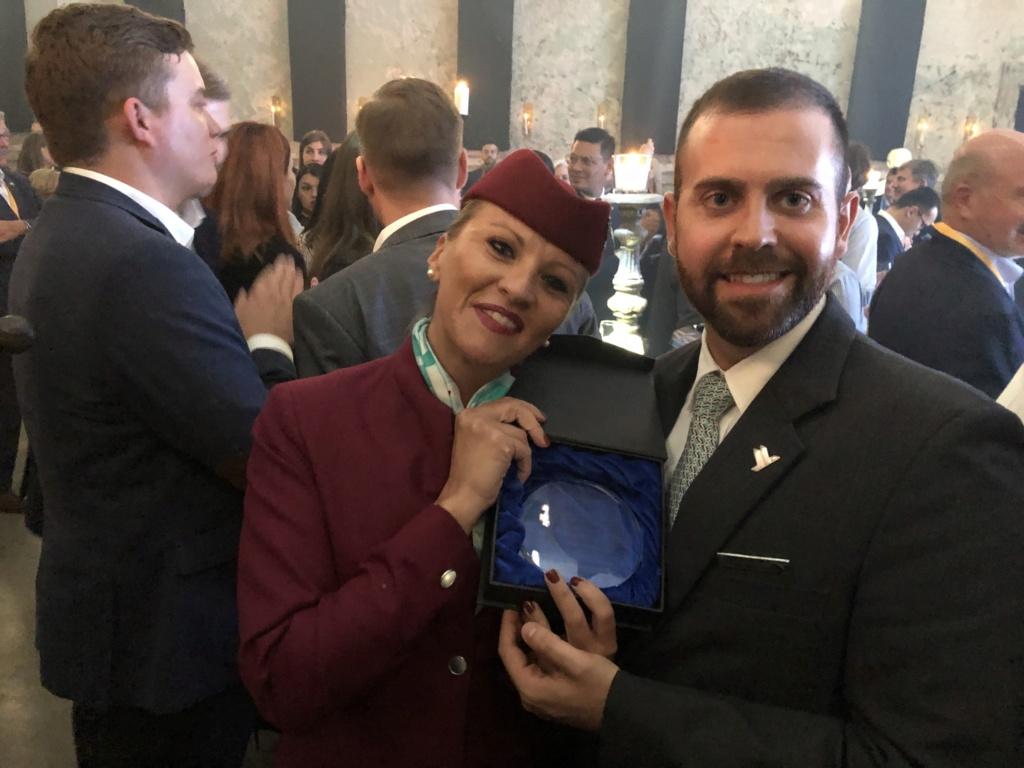 Airitaly riceve due Award a Vilnius  74c1be10