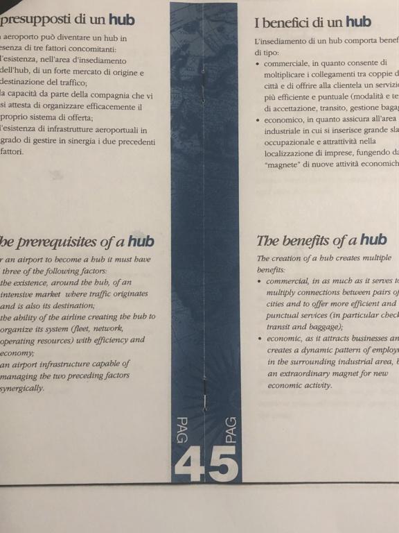 Alitalia, scontro con la EU - Pagina 3 80509f10